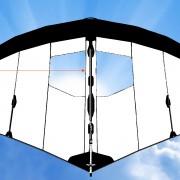 Duotone echo schema met Skymount lucht